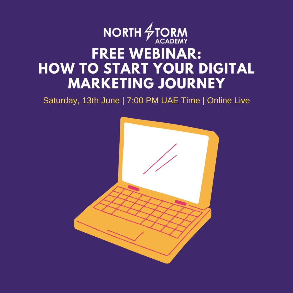 Free Webinar Digital marketing in Dubai