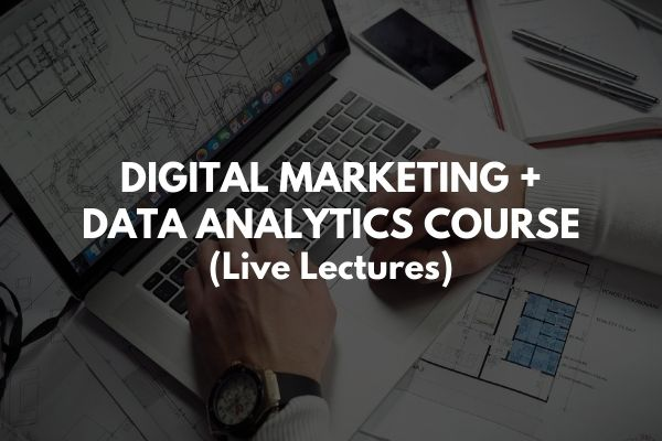 Digital Marketing & Data Analytics course