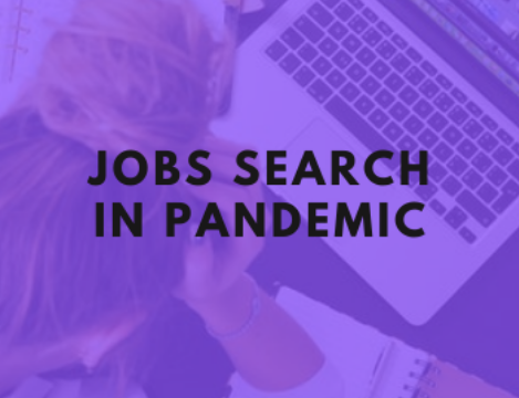 Job search in pandemic - Digital marketing course