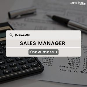 sales manager| Careers in Digital Marketing