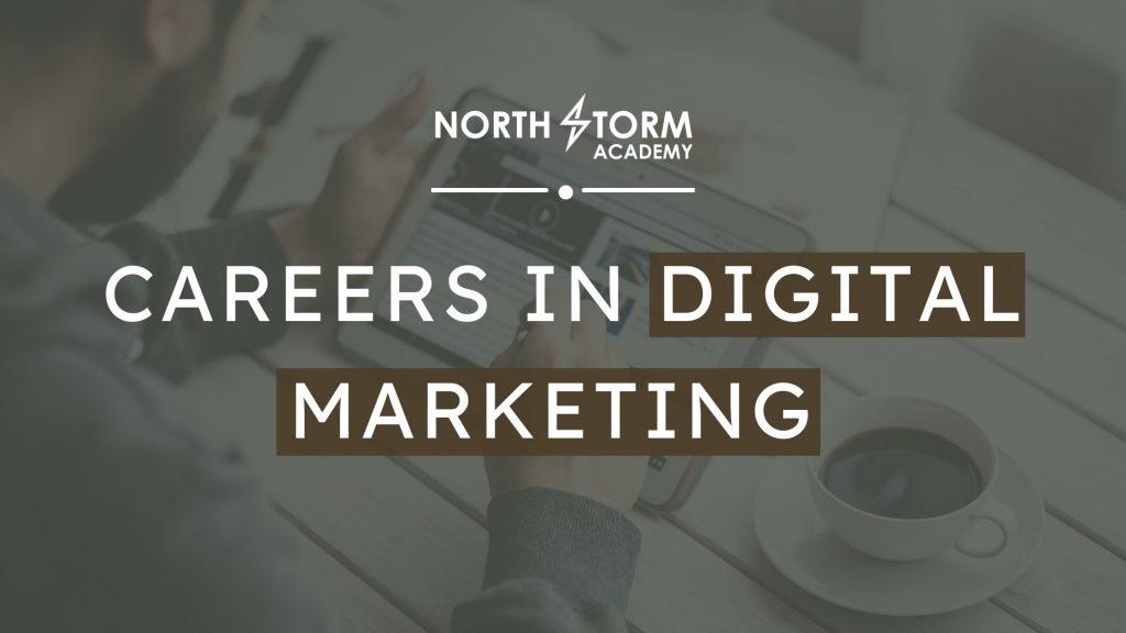 Careers in Digital Marketing